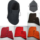 6 in 1 Cycling Bicycle Thermal Fleece Balaclava Hood Police Swat Ski Mask Cap