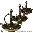 Aschenbecher SWORD Zigaretten,Cigarillo, Zigarren-Ascher, Metall/Bronze Ashtray