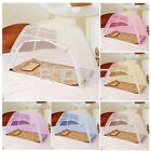 Baby Kid Child Cot Bed Foldable Fold Mosquito Net Tent 110*70*65