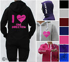 Onesie Nation Personalised Customised One Direction 1d Onesie Kids Girls 7-13