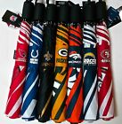 """NFL Travel Automatic Umbrella 42"""" By Totes~Choose Your Team ~Lifetime Warranty"""