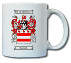 BLACKSMITH COAT OF ARMS COFFEE MUG