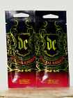 DEVOTED CREATIONS DC SPECIAL RESERVE BRONZER TANNING LOTION U-PICK 2-12 PACKETS!