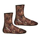 Mares Socks Camo Brown 3 mm  02UK