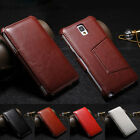 1X Deluxe Leather Flip Case Stand Cover For Samsung Galaxy Note 3 N9000 special