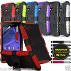 Sony Xperia E3 Anti Shock Proof Stand Defender Kickstand Builders Case