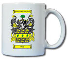 OKEY COAT OF ARMS COFFEE MUG