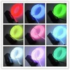 1M/2M/3M/5M EL Wire 1.4mm Highlight Neon Glow Light Christmas party+ Controller