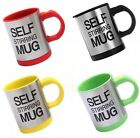 Automatic Electric Self Stirring Mug Coffee Mixing Drinking Cup Stainless Steel