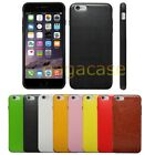 Luxury PU Leather Case Cover For Apple iPhone 6 (4.7'') & iPhone 6 Plus(5.5'')