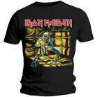 IRON MAIDEN Piece Of Mind Official SHIRT M L XL Heavy Metal T-SHIRT Tshirt NEW