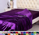 100% Silk Duvet Cover 16MM Silk Comforter Quilt Cover Queen 30 colors