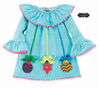Mud Pie Holiday Christmas Ornaments Dress  0-6M, 6-9M, 9-12M, 12-18M
