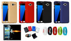 360° Front Back Body Case Cover + Tempered Glass + Credit Card Wallet  FREEEE