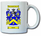 BAWDEN COAT OF ARMS COFFEE MUG