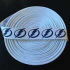 "7/8"" Tampa Bay Lightning Grosgrain Ribbon by the Yard (USA SELLER!) $4.85 USD on eBay"