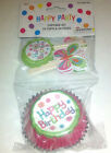 Birthday Party Supplies Youth Banner Invitations Table Cloth Cupcake Decor Kit