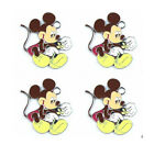 new Mickey Enamel Metal Charms Jewelry Making Pendants P140