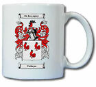COCKAYNE COAT OF ARMS COFFEE MUG