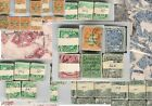 IRELAND 1922-49 DEFINITIVES.Map + Sword..KILOWARE BUNDLEWARE.15000 stamps 4 sale