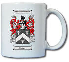 NORBURY COAT OF ARMS COFFEE MUG