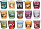 Village Candle - SCENTED VOTIVE CANDLES  - New Fragrances 2015