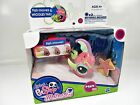 LPS Littlest Pet Ship Walkables - Pink FISH #2476 - NEW moves & wiggles tail