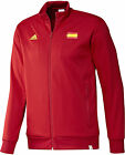Mens Adidas Spain Track Jacket Top G77791 Fifa World Cup Brasil New TT Rare Red