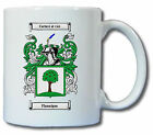 FLANNIGAN COAT OF ARMS COFFEE MUG