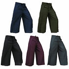 Cool Unusual Hippy Hippie Ladies Summer Wrap Around Pants Trousers  Many Colours