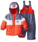 Boys ZeroXposur SNOW SUIT Winter Coat & Bibs Pants Size 18 Mo 24 Mo 3T 4T jacket