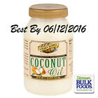 Golden Barrel Coconut Oil 32 oz Quart Refined Pure Soap Making Cooking Skin Care