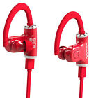 Water Resistant Wireless bluetooth 4.0 headset headphone for Samsung S5 Note 3 4
