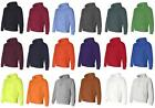 Gildan Pullover Hooded Sweatshirt with Front Pouch Pockets Hoodie S-2XL 12500