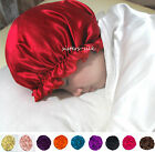 100% Silk Sleep Cap NEW Pretty Pure Silk Bonnet Multicolors #AF496 Sisters Silk