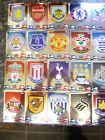 MATCH ATTAX 14 / 15 CLUB BADGE CARDS MINT YOU CHOOSE CARD BADGES