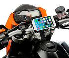 Motorcycle Strap Handlebar Mount + Dedicated Holder for Apple iPhone 6 6s 4.7""