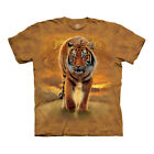 Kyпить The Mountain Rising Sun Tiger Adult Unisex T-Shirt на еВаy.соm