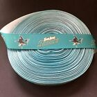 "7/8"" San Jose Sharks Grosgrain Ribbon by the Yard (USA SELLER!) $2.95 USD on eBay"