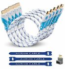 Aurum High Speed HDMI LEAD CABLE v1.4 1080P HD for BLU RAY PS3 LCD Xbox 360 TV