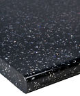Black Sparkle Gloss 30mm Laminate Kitchen Worktop - Free Delivery