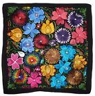 MEXICAN PILLOW CASE Embroidered SOUTHWEST Bedding FLORAL WESTERN Pillows Mexico