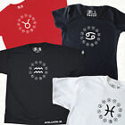 Zodiac Sign Star Sun Sign Womens Mens T Shirt Astrology Constelations Tarot