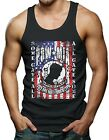 POW MIA - Some Gave All, All Gave Some Military Men's Tank Top T-shirt