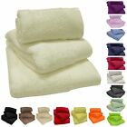 600 gsm Egyptian Cotton Towels available in 16 colours and 4 sizes