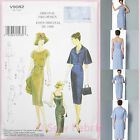 Vogue V9082 Sewing Pattern Misses' Vintage Jacket Top & Dress Retro 60's Repro.