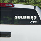 Soldiers Son  Wall Decal - Vinyl Decal - Car Decal - CF102