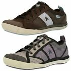 Cushe Ladies Casual Trainers Pebble