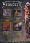 MEGADETH Countdown To Extinction PHOTO Print POSTER Dave Mustaine Metallica 008