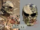 M06 Airsoft Paintball Cosplay Full Face Protection Skull Mask Tactical Gear